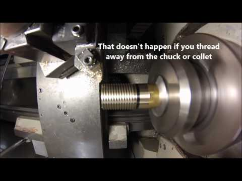 Thread Depth, Tool Tip Width and Length of Cut   NO TRIG NEEDED