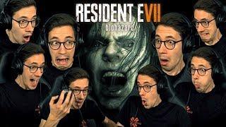 Ich brauche Urlaub | Resident Evil 7 (Halloween Special)