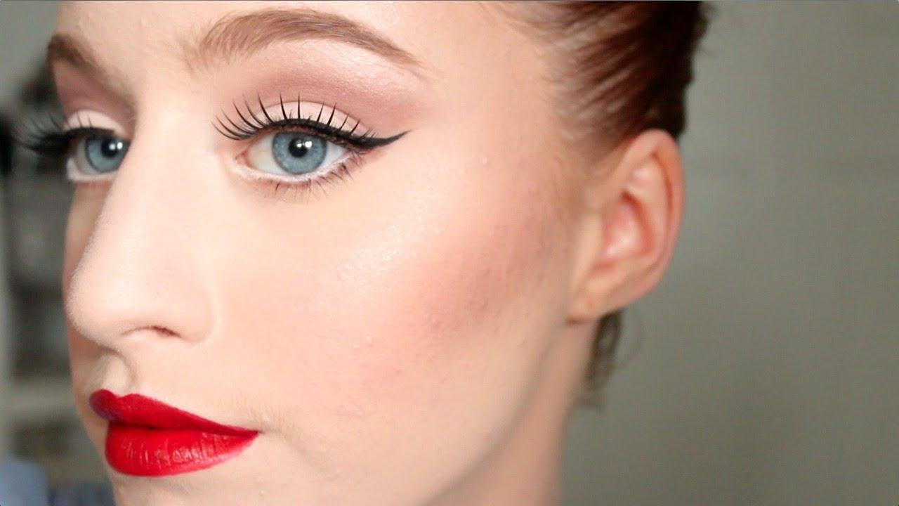 Ballet Stage Makeup 💃🏼 | GRWM - YouTube