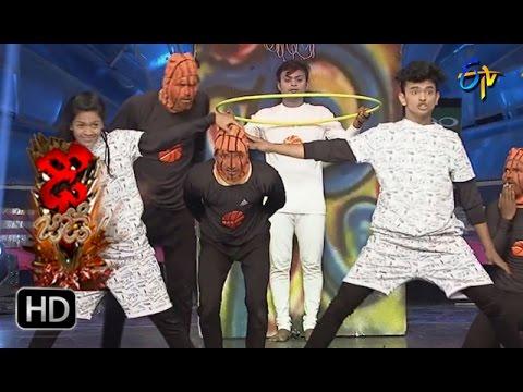 Sanketh and Priyanka Performance | Dhee Jodi | 26th April 2017 | ETV Telugu