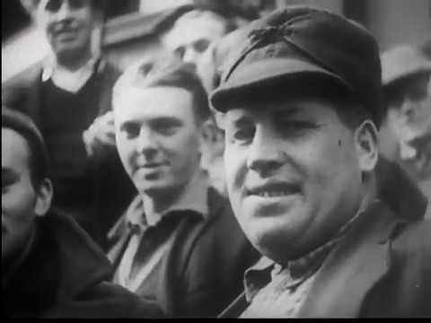 """Short movie from 1931 """"The National Hunger March"""" (full movies) (free download)"""
