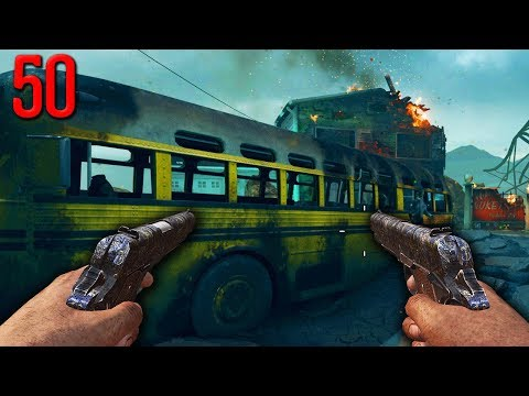 43 ROUNDS ON NUKETOWN ZOMBIES! (Black Ops 2 Zombies)