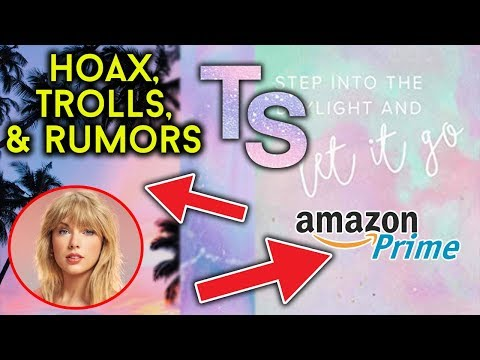 Taylor Swift Countdown HOAX CONFIRMED and more TS7 Rumors and Theories!