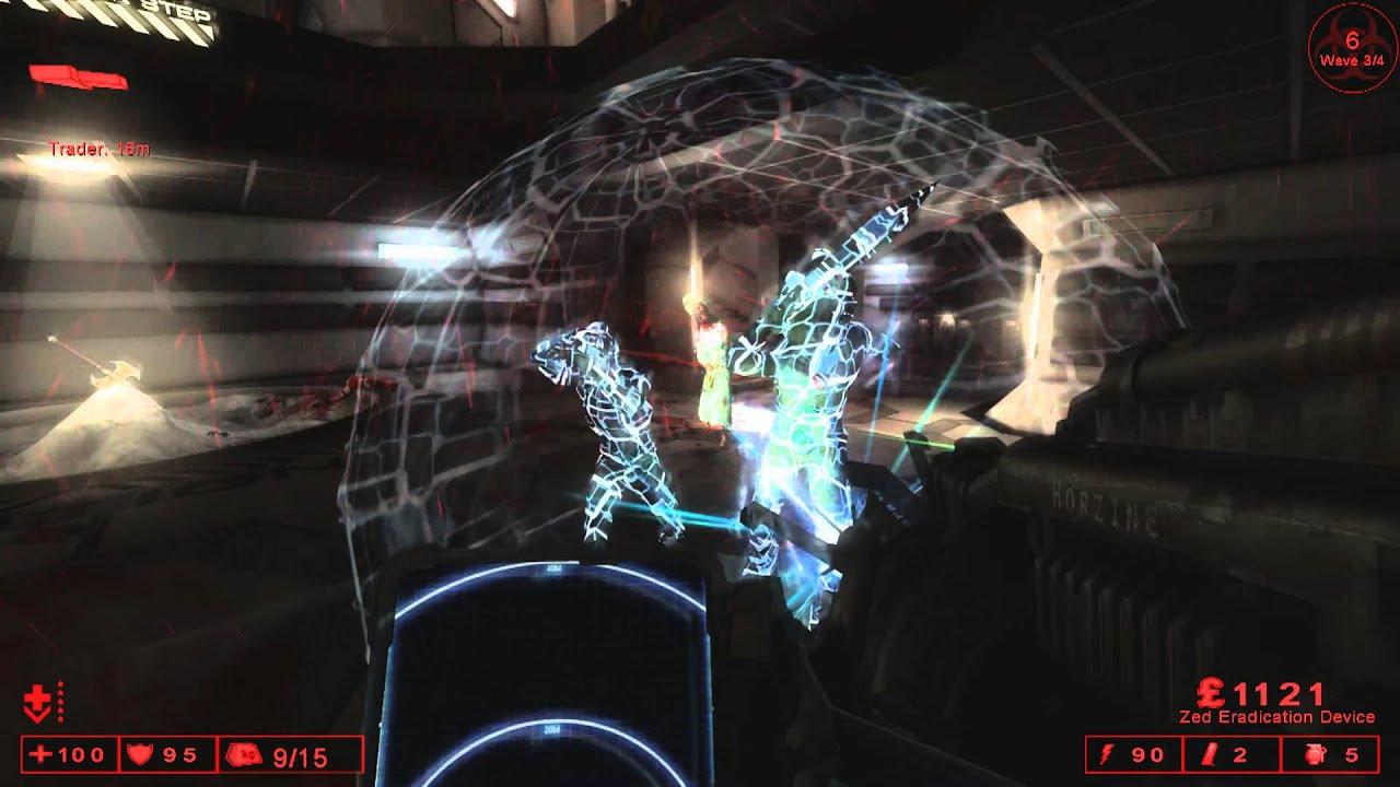 Killing Floor Twisted Christmas 2012 - Moonbase New Weapons: ZED Gun ...