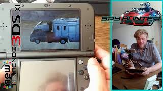 |SH22| Sturmfront / Tag 26 | Let's Play SPY HUNTER | 3DS