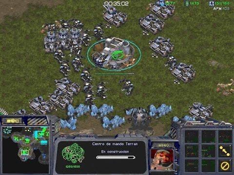 Download Starcraft Team Game 1:7 CPU (Terran)
