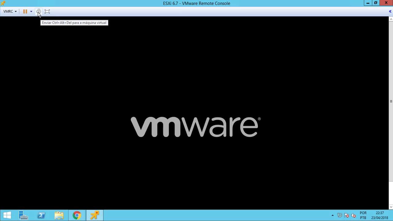 Instalando o Vmware ESXi 6 7