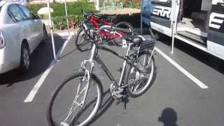 Raleigh Venture E-bike---Walk-around