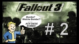"""Lets Play Fallout 3 German """"Overlook"""""""