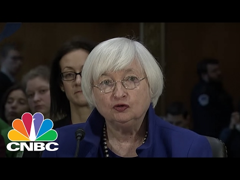 Fed Chair Janet Yellen: 'Unwise' To Wait Too Long To Hike Interest Rates | CNBC
