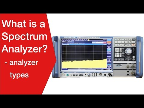 MDO4000: Spectrum Analyzer vs Scope FFT Comparison | Tektronixиз YouTube · Длительность: 2 мин49 с