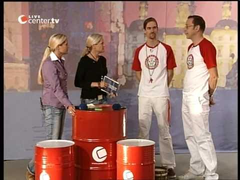 Unidos de Colonia bei CenterTV