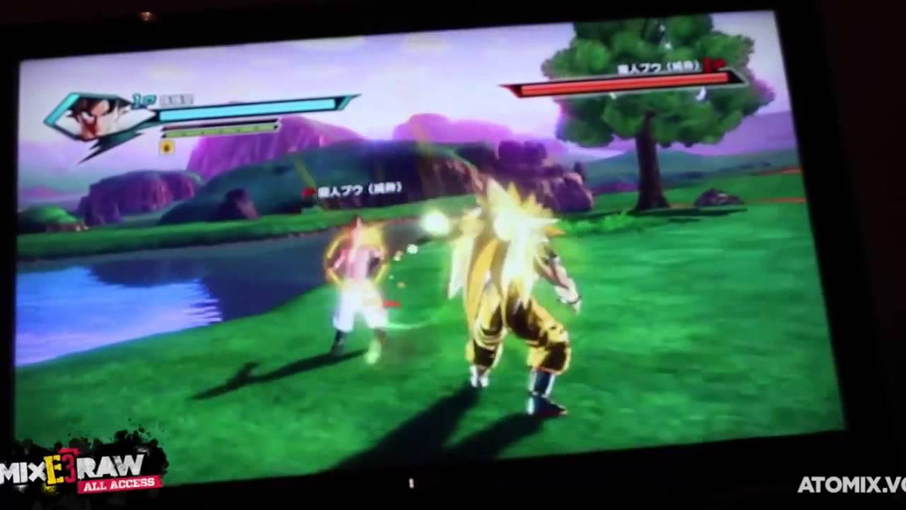 Dragon Ball Xenoverse Pc Gameplay