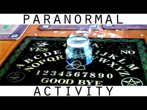 Ouija Board contacts Violent Demon Entity? Scary Poltergeist Activity.