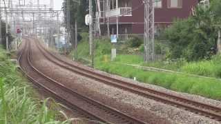 西武鉄2000系 2051編成入場回送