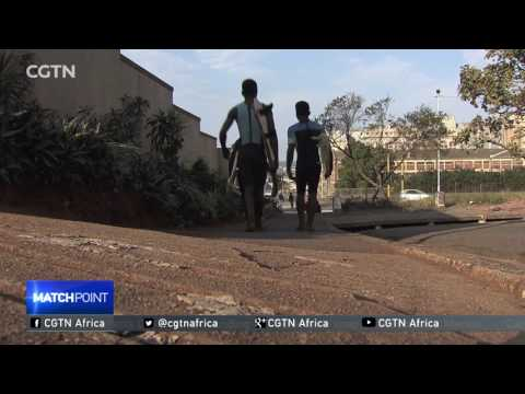 uMthombo in South Africa offering kids an alternative to being on the streets