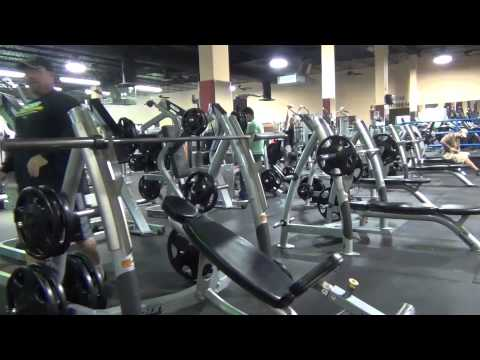 Video Tour - Zoo Gym Health Club Fitness Center Fort Lauderdale