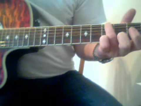 going to california acoustic guitar lesson with tabs