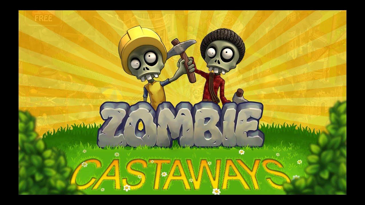 لعبه  Zombie Castaways v1.2.2 مهكره جاهزه