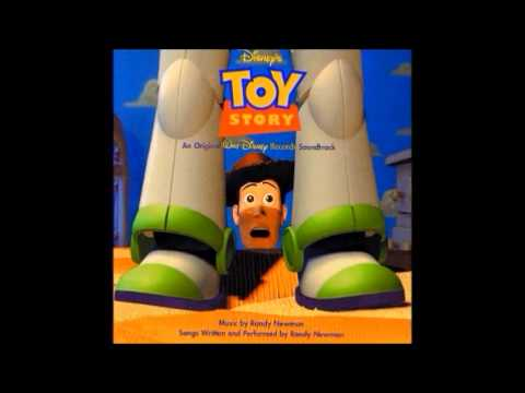 Toy Story Ost 01 You Ve Got A Friend In Me Youtube