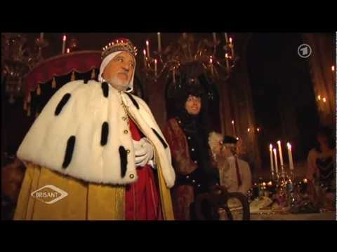 Karneval Venedig 2009: Atelier Tiepolo and Ballo Tiepolo on ARD TV