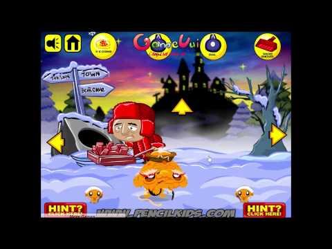 Hướng dẫn chơi game Chú khỉ buồn: Lễ tạ ơn