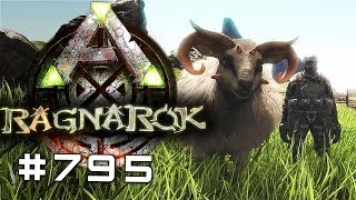 ARK #795 RAGNAROK ULTRAHD ARK Deutsch / German / Gameplay