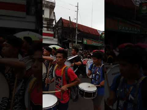 Mad Scout Brotherhood Joins Kalibo Ati-atihan Festival 2017 part 1