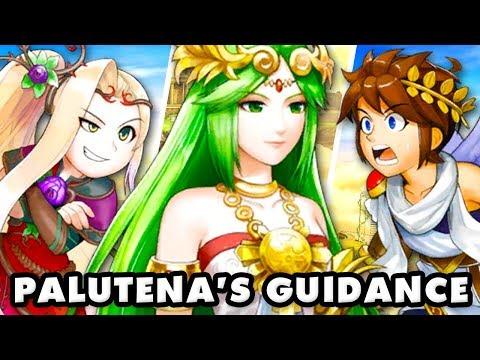 Super Smash Bros Ultimate - All Palutena's Guidance (Pit Smash Taunts) thumbnail