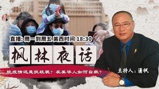 抗疫情还是抗歧视?在美华人如何自救?《枫林夜话》2020.03.25 第10期
