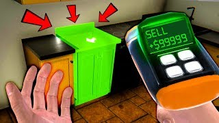 House Flipper - STOLE EVERYTHING AND SOLD IT ALL!! Infinite Profit! - House Flipper Beta Gameplay
