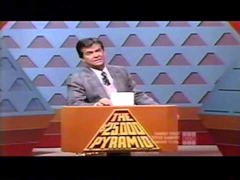 The $25,000 Pyramid November 3, 1986 Lauri Hendler & Joel Brooks  Part 1