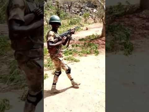 Download Nigeria Army In Sambisa