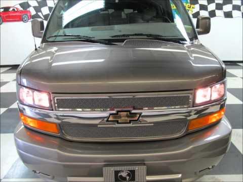 Spitzer Chevy Amherst Explorer conversion van launch  Cleveland, OH