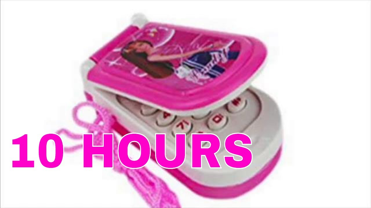 10 Hours Of Chinese Toy Phone Song I Am Your Butterfly Youtube