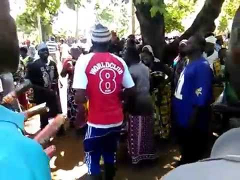 Zaire Mkonyonyo Captured Live