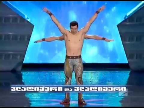 Гимнасты из Армении,шок смотреть всем