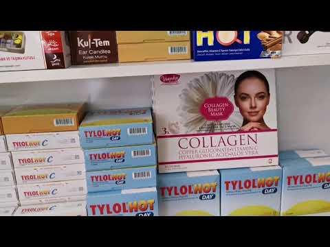 Аптека в Турции город Аланья