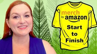 Creating a Shirt from Start to Finish for Merch by Amazon POD PicMonkey, Make Merch