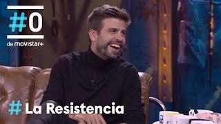 LA RESISTENCIA - Entrevista a Gerard Piqué | #LaResistencia 28.03.2019
