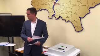 """Член ЦИК проверяет саратовские КОИБы """"на честность"""""""