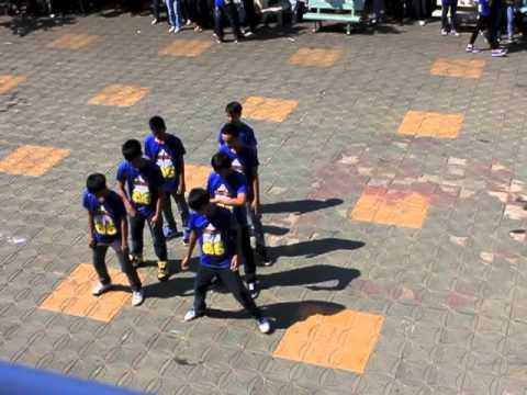 Flashmob lớp 11A6