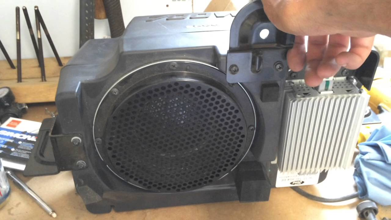 2016 F150 Sony Wiring Diagram Single Phase Motor Capacitor 700 Watt Subwoofer Youtube