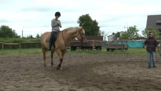 2014-06-15 Palamo - pierwsza lekcja Olgi na Łysej