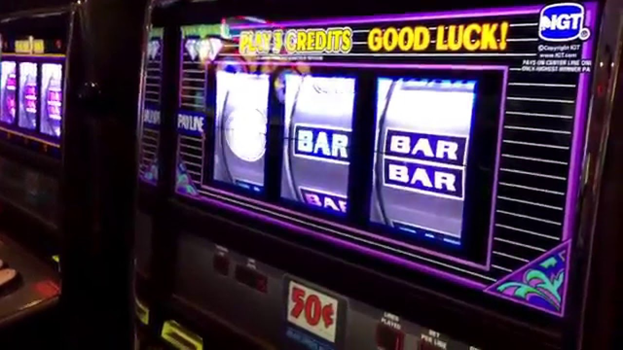 Igt Slot Machine Not Reading Dollars