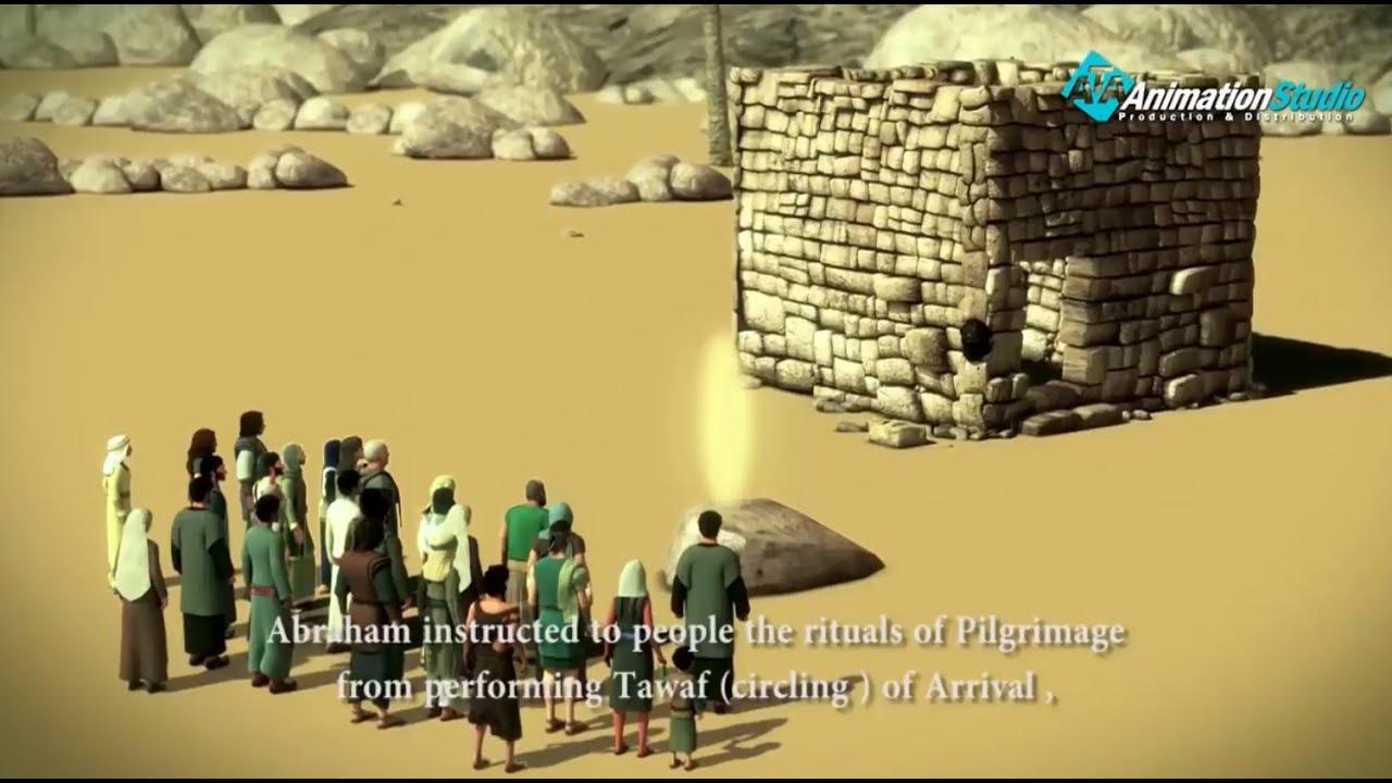 تعرف علي قصة بناء الكعبة و ماذا فعل سيدنا ابراهيم
