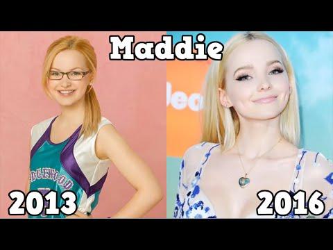 Liv y Maddie Antes y Después 2016