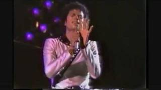 michael jackson ill be there bad world tour live in japan 1987