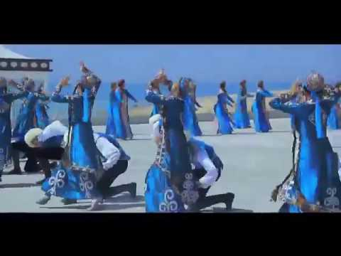 Tengrici Türkmen Oyunu - Küşt Depdi Dansı