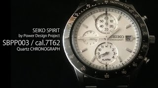 SEIKO SPIRIT by Power Design P…